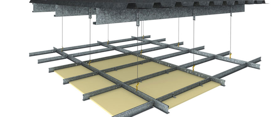 Suspended Ceiling Tile Grid Systems in Melbourne