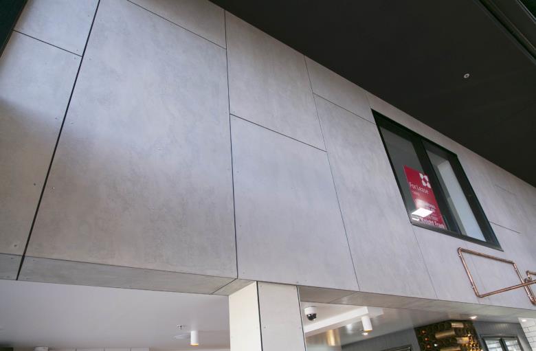 Bare Stone Interior